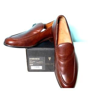 🔥 NIB FRYE Men's Jefferson Venetian Loafers 11.5